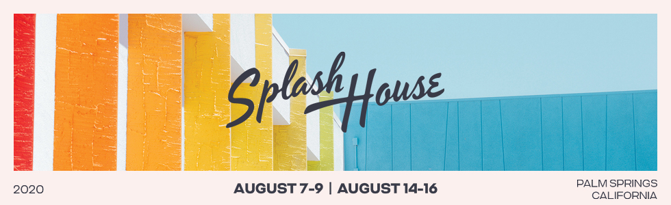Splash House header