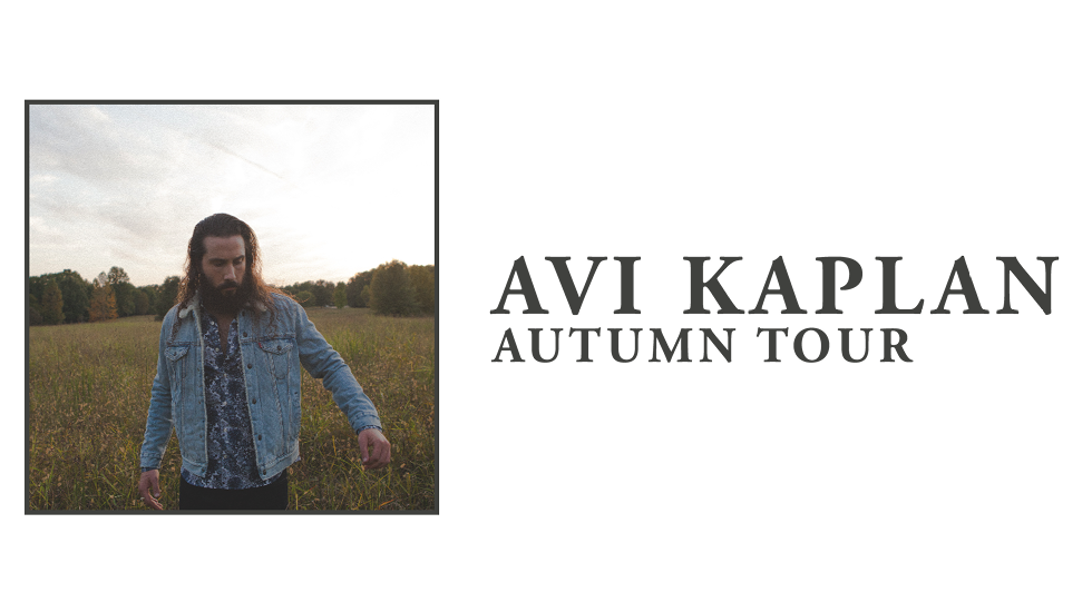 Avi Kaplan Autumn 2020