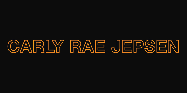 Carly Rae Jepsen Spring 2020 Header