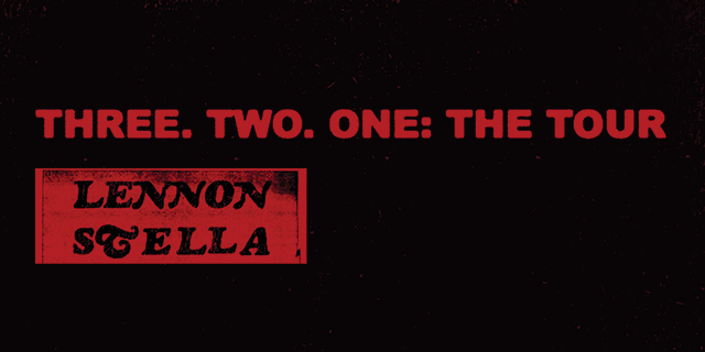 Lennon Stella 2020 North American Tour header