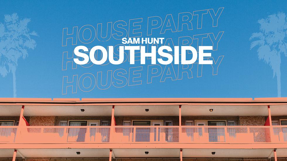 Sam Hunt Southside Summer Tour 2020