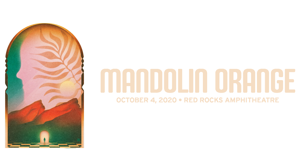 Mandolin Orange at Red Rocks