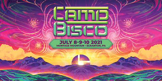 Camp Bisco 2021 Header