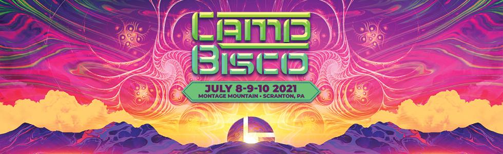 Camp Bisco 2021 Header