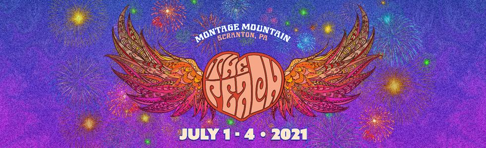 Peach Festival 2021 Header