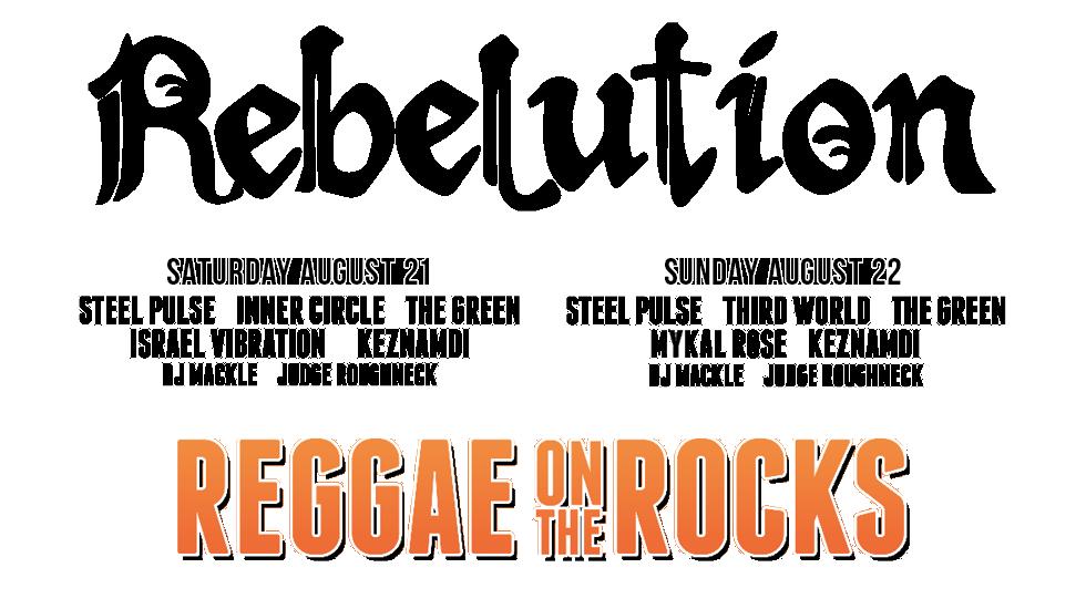 Rebelution at Red Rocks
