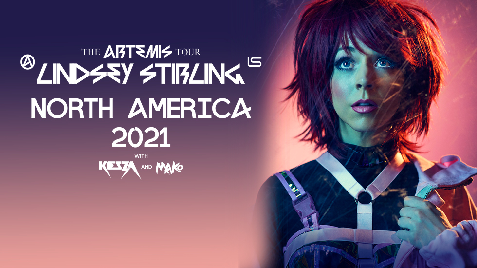 Lindsey Stirling Artemis Tour