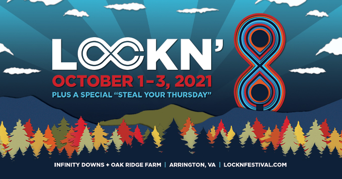 LOCKN' 2021 On-site Lodging