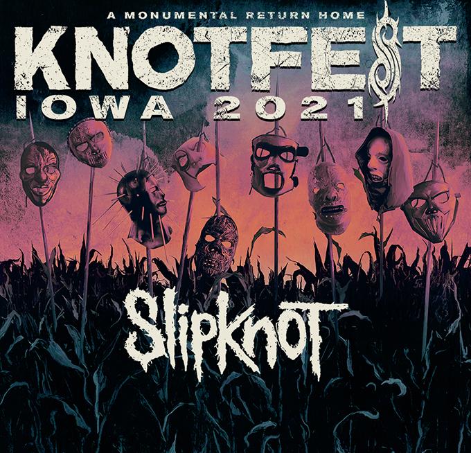 Slipknot: Knotfest Iowa 2021