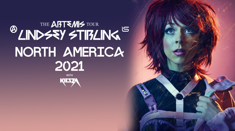 Lindsey Stirling The Artemis Tour – North America