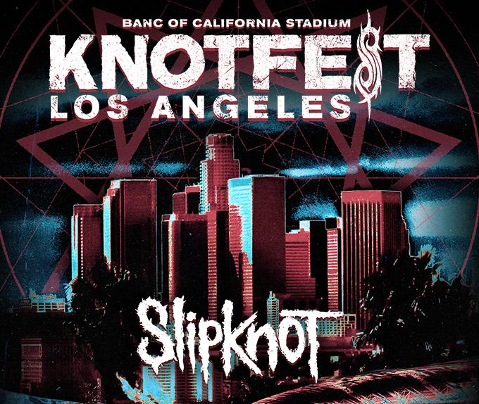 Slipknot: Knotfest Los Angeles 2021