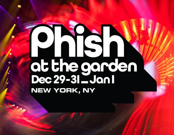 Phish New Year's Run 2021-2022
