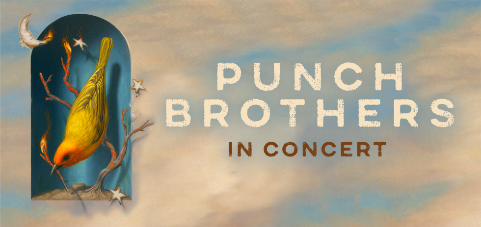 Punch Brothers Tour Winter 2022